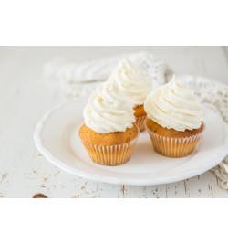 Cupcakes natures subtilement vanillés - Alimentaire Mirontaine