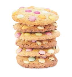 Bocal cookies dragées chocolat - Cadeaux Mirontaine
