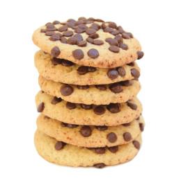 Bocal cookies pépites de chocolat - Cadeaux Mirontaine