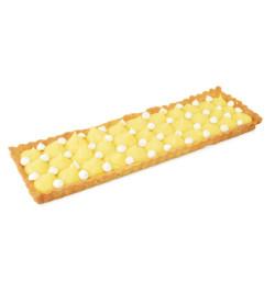 Moule à tarte rectangle 35 x11 cm - Moule Mirontaine