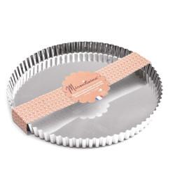 Moule à tarte Ø 30 cm - Moule Mirontaine