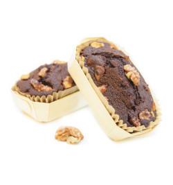 Coffret bois brownies - Cadeaux Mirontaine