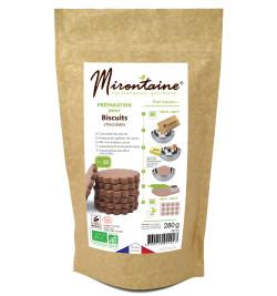 202 Préparation biscuits chocolatés Bio