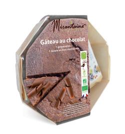 Gâteau chocolat 1 préparation + 1 moule bois réf.807