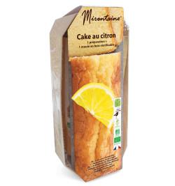 Cake citron 1 préparation + 1 moule bois réf.809